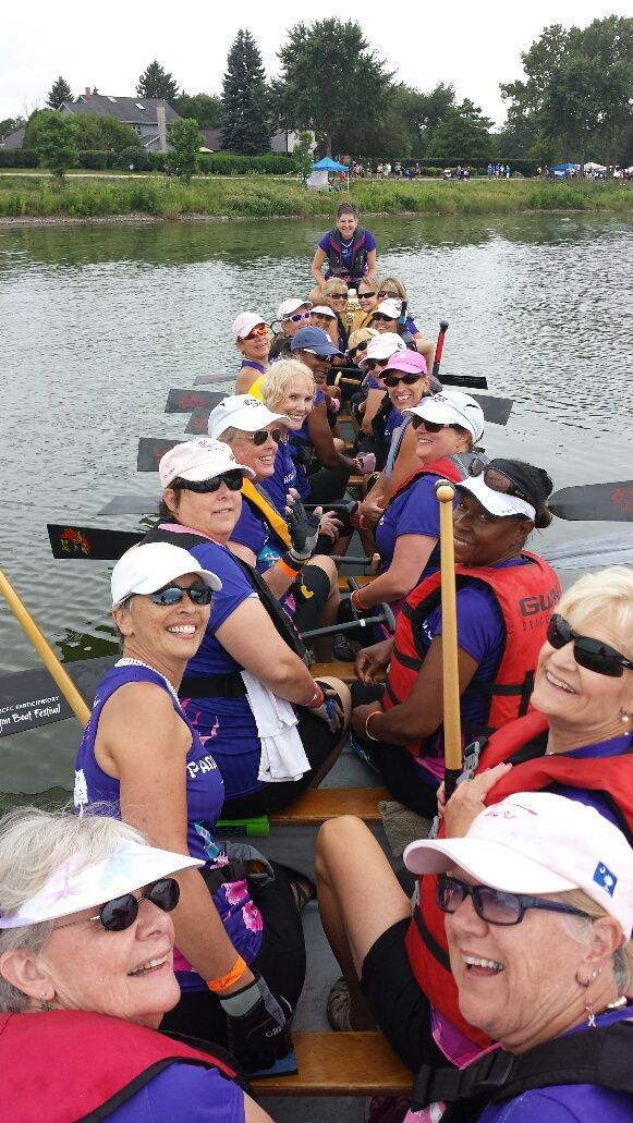 Dragon Boat Charleston team wins national title