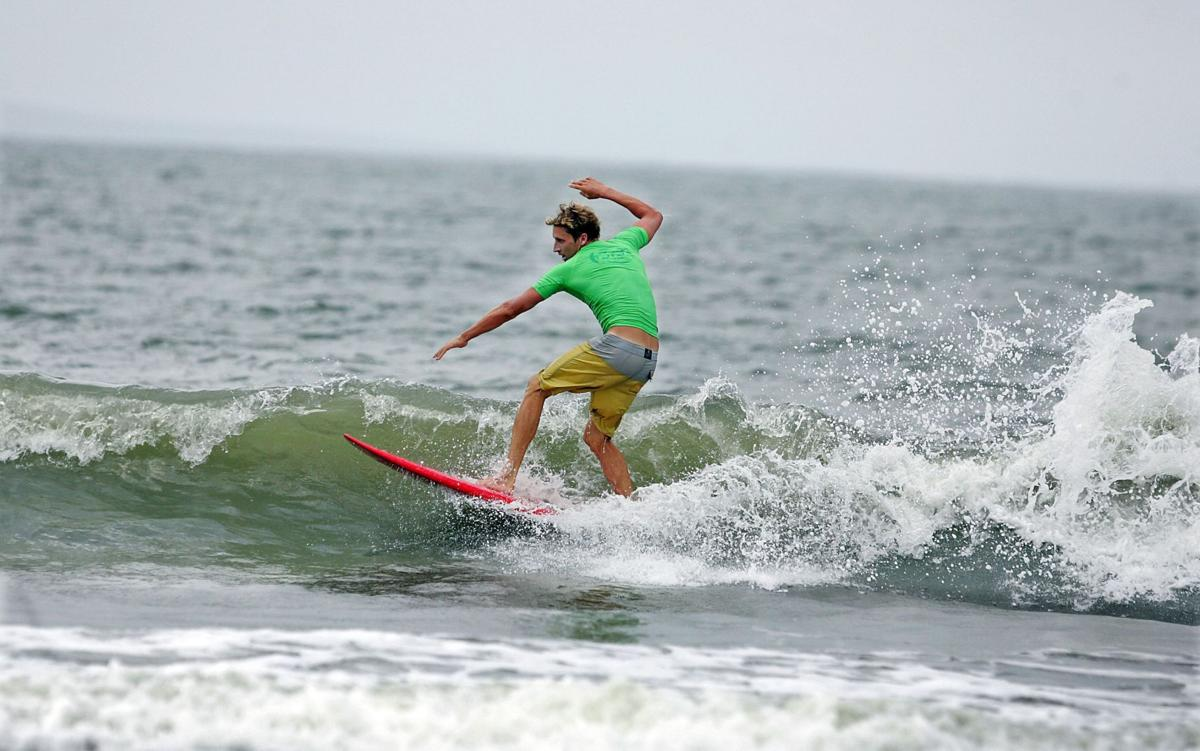 Governor's Cup of Surfing results