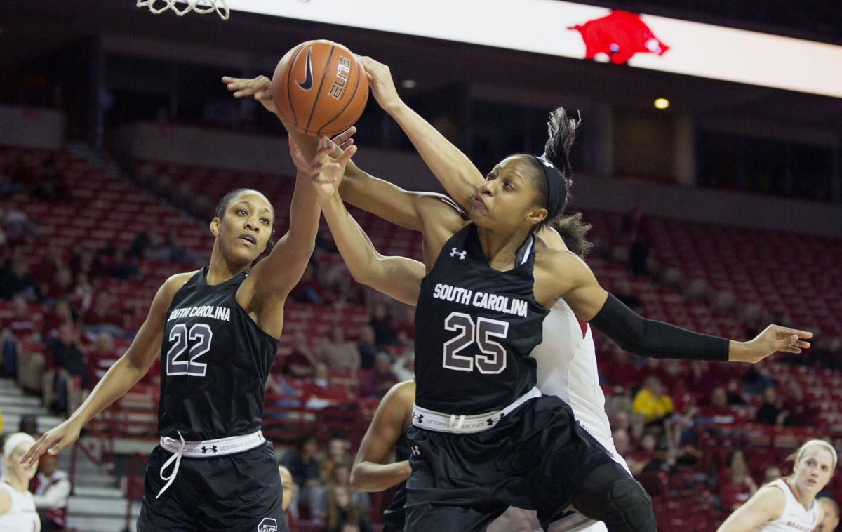 For USC women, path to SEC title still goes through Lady Vols