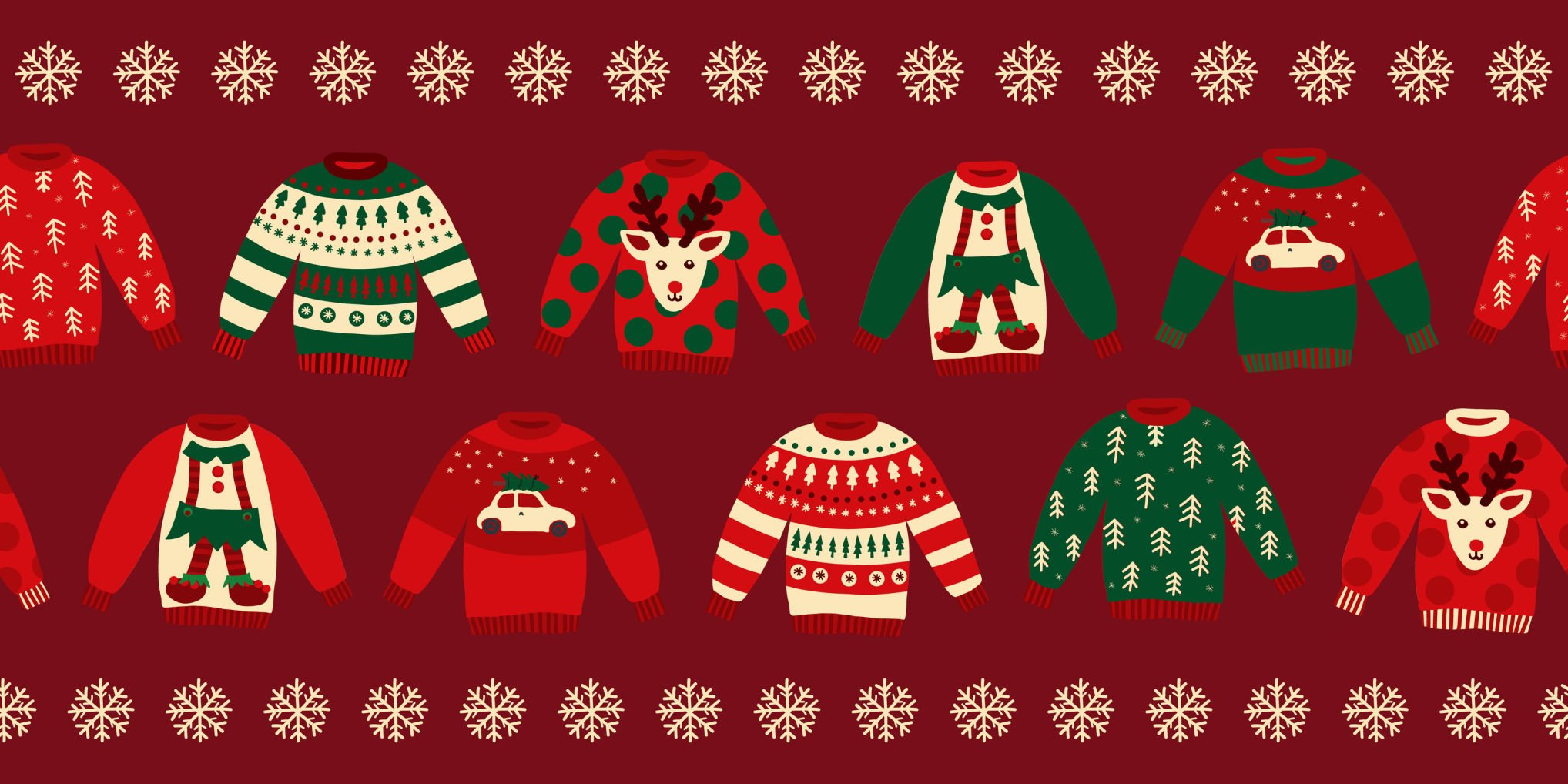 The ugly Christmas sweater parties not to miss in Charleston