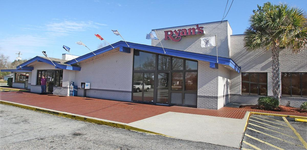 Ryan's restaurant in West Ashley closes