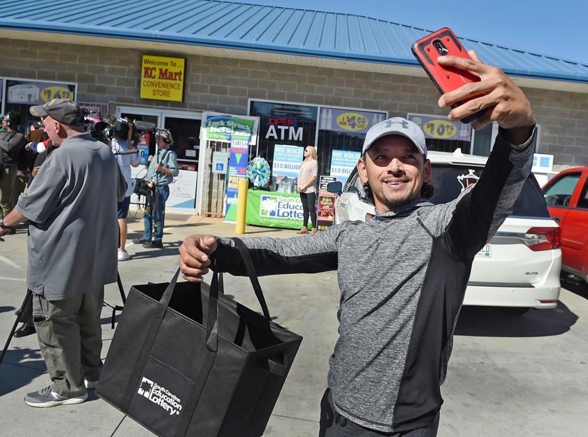 Small SC town basks in selling winning $1.5B Mega Millions ...