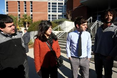 Seven Occupy Charleston protesters defer cases, while two head to trial