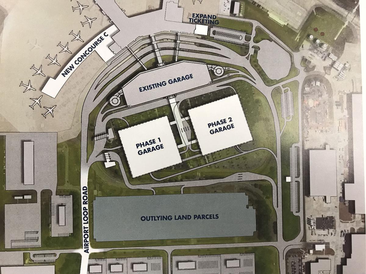 Charleston airport vision plan for 2028