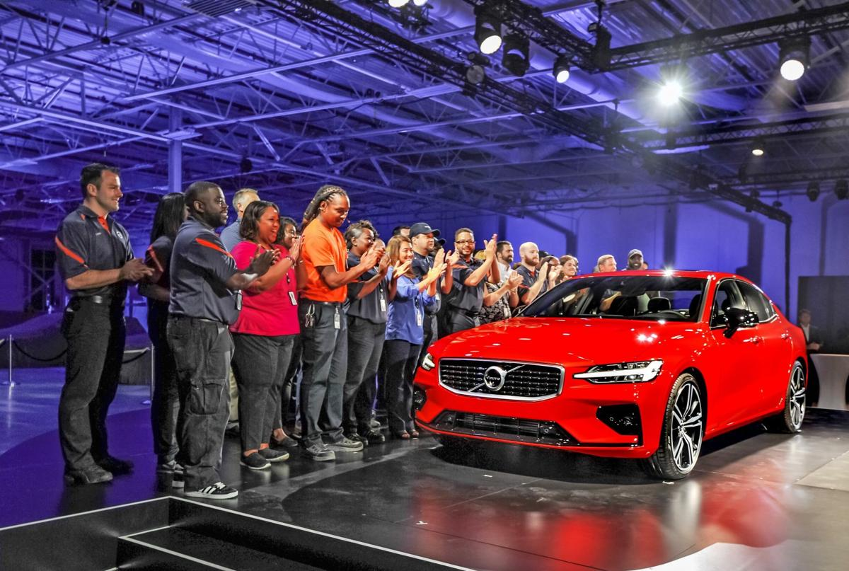Sc Made Volvo S60 Among Automaker S Most Popular This Year