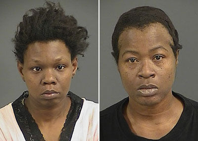 Baby sitters charged after 1-year-old beaten with broom