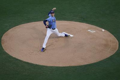 ALCS Astros Rays Baseball (copy)