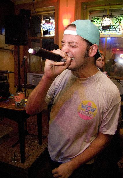 Karaoke in the Lowcountry