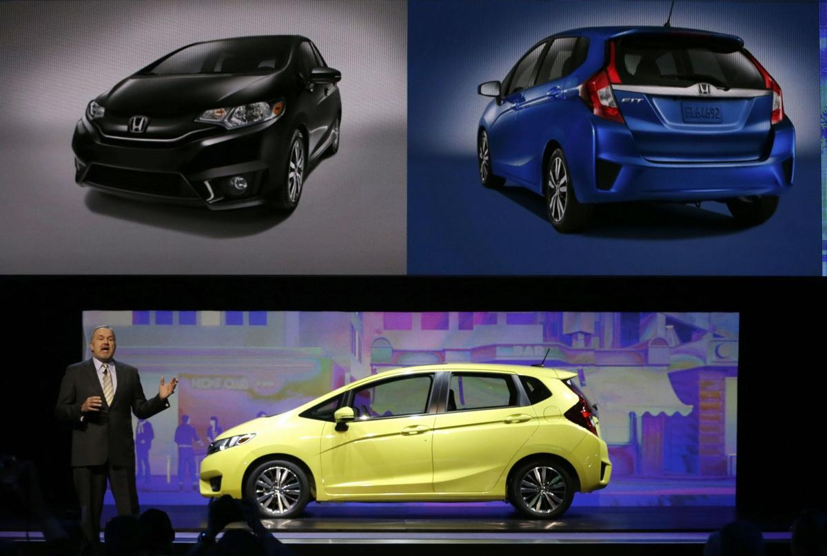 US exec: Honda's goal is to get more 'Fit' in 2014