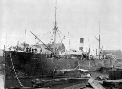 Anchor Wreck