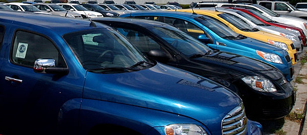 Let's make a deal: Market for used cars best that it has been in years