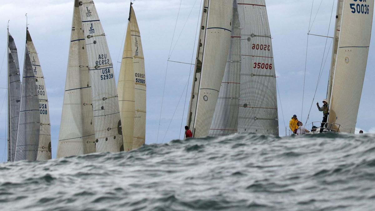 Fisher shines in Race Week finale