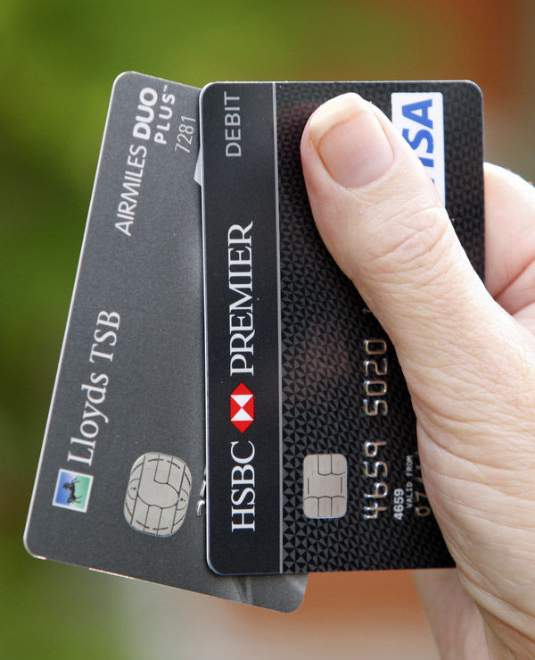 U.S. catching up on credit-card security
