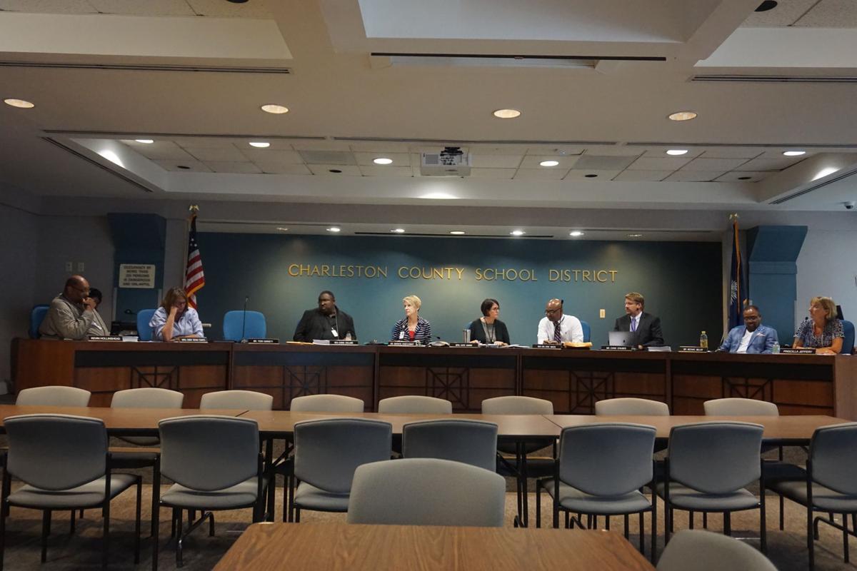 Charleston County School Board