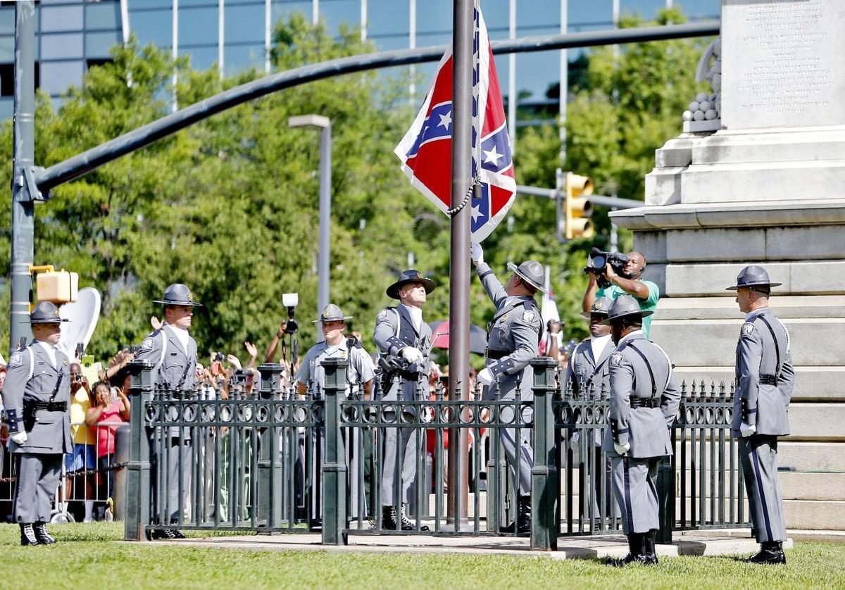 Palmetto Sunrise: Neighbors move to shield Confederate memorials