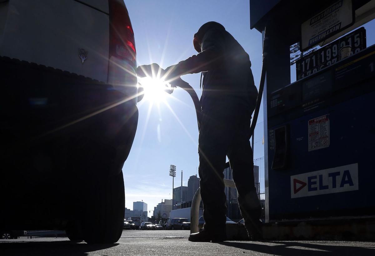 Crude oil-price awakenings