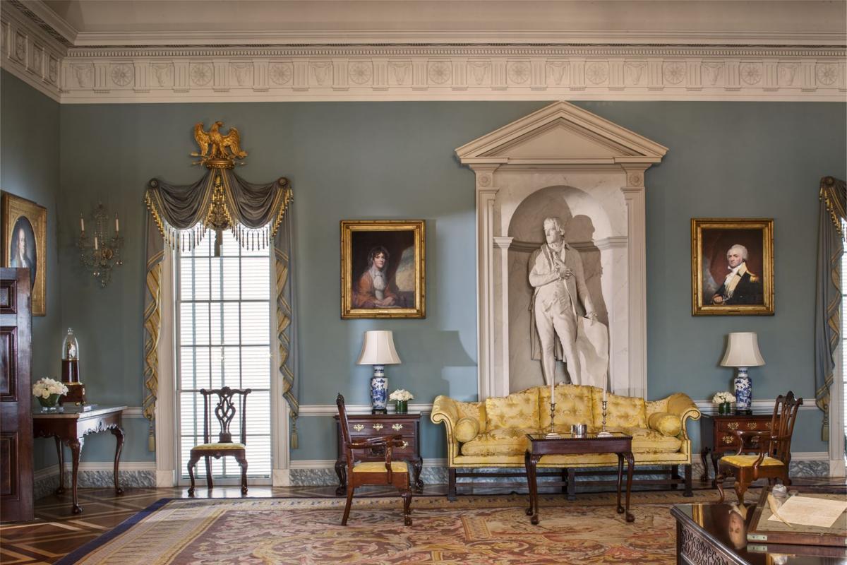 Thomas Jefferson Room