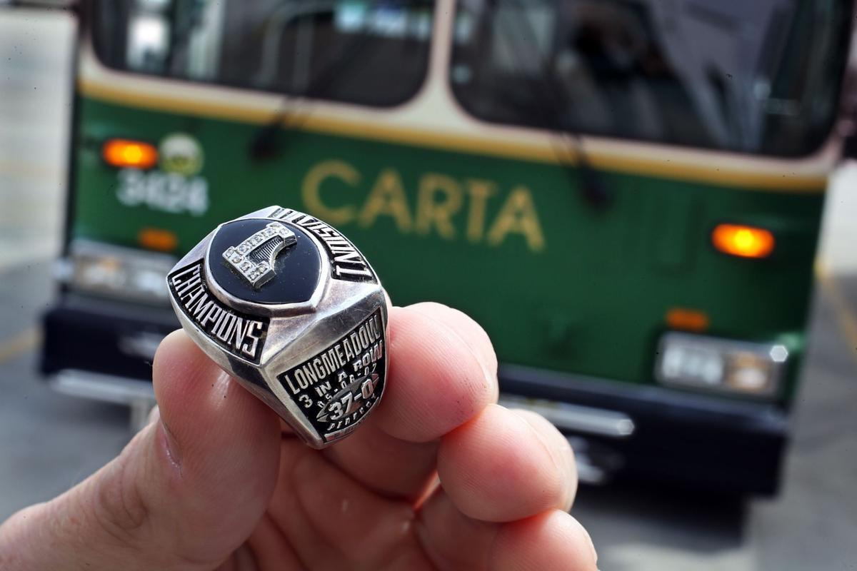 From rain boots to rings, from cameras to crutches, CARTA has collected a treasure trove of items separated from their owners. I lost it on the bus