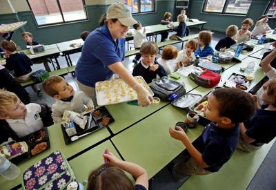 Buist Academy cafeteria (copy) (copy)