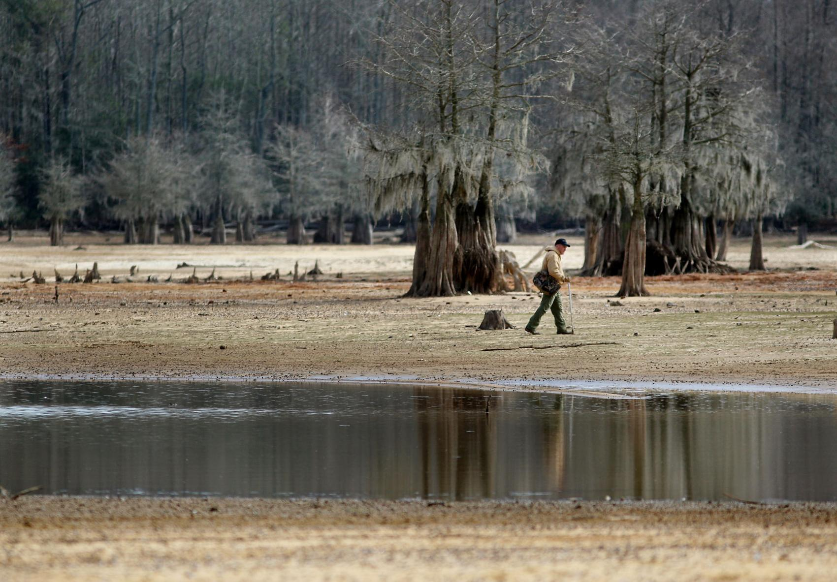 POST AND COURIER – Fifteen SC counties enter first drought stage after low rainfall