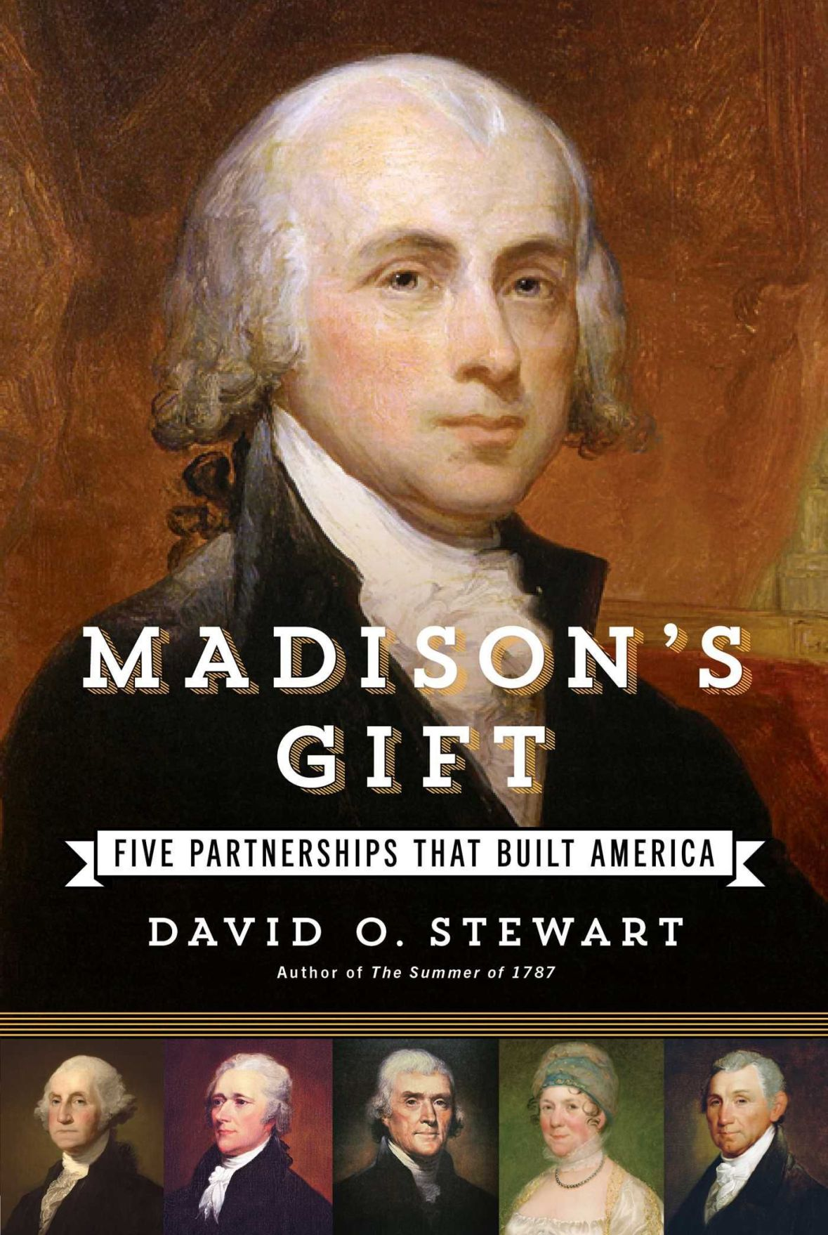 Importance of modest James Madison