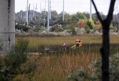 Fuel cleanup continues