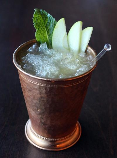 Apple Harvest Julep