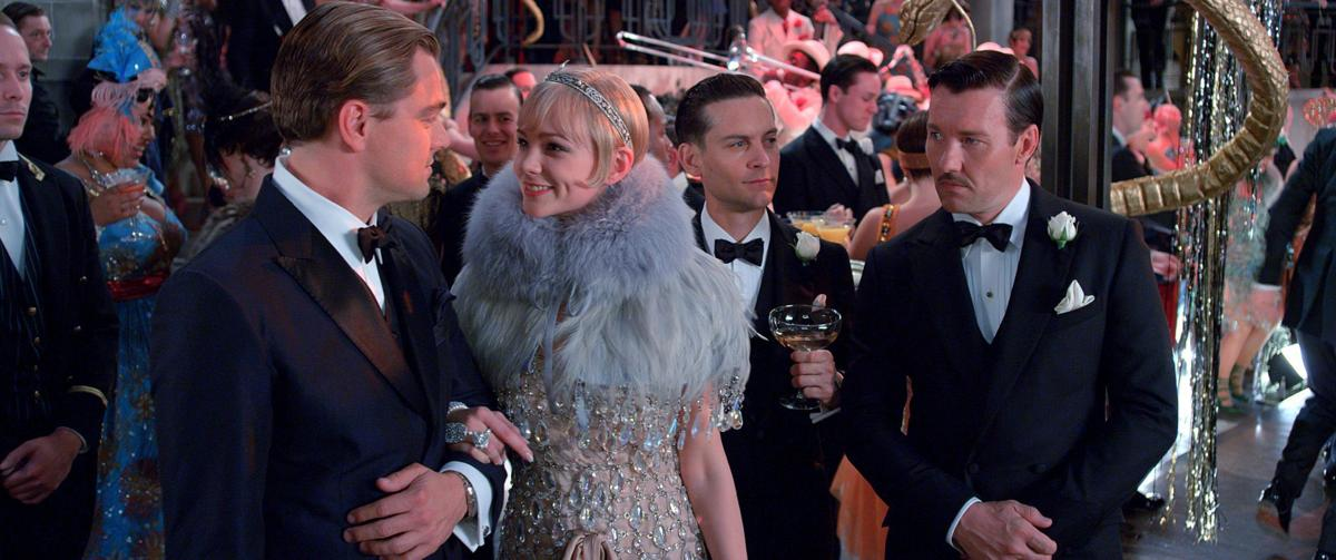 'The Great Gatsby' DiCaprio shines as the lead in director Luhrmann's remake