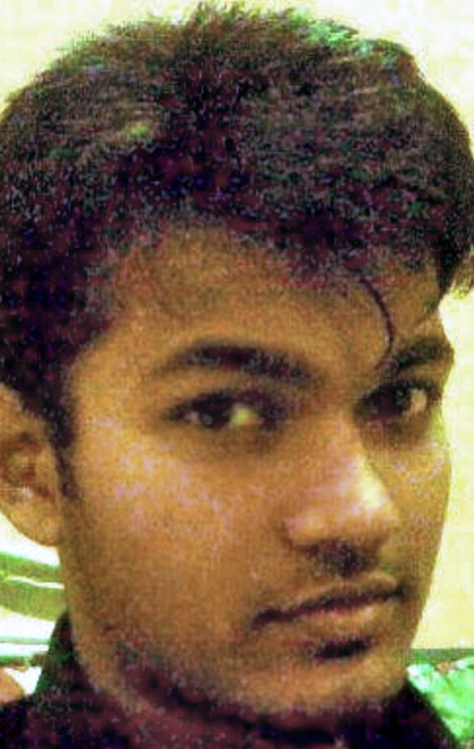 Terror plot suspect asked to study in U.S., family says