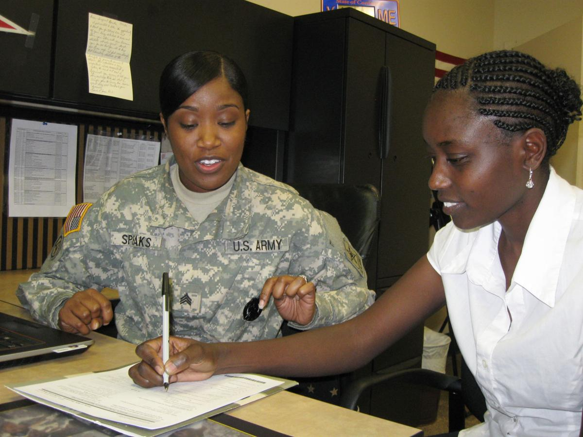 Army offers citizenship track Program opportunity for immigrants with certain skills