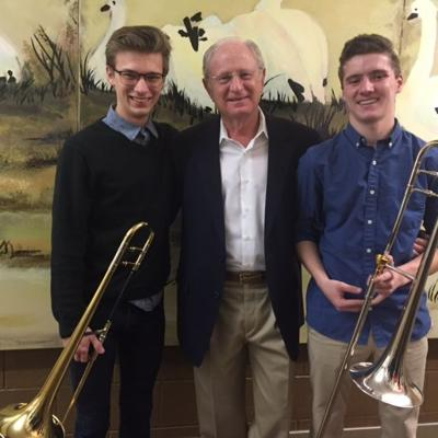 Jazz Band of America selects two local trombonists | Archives