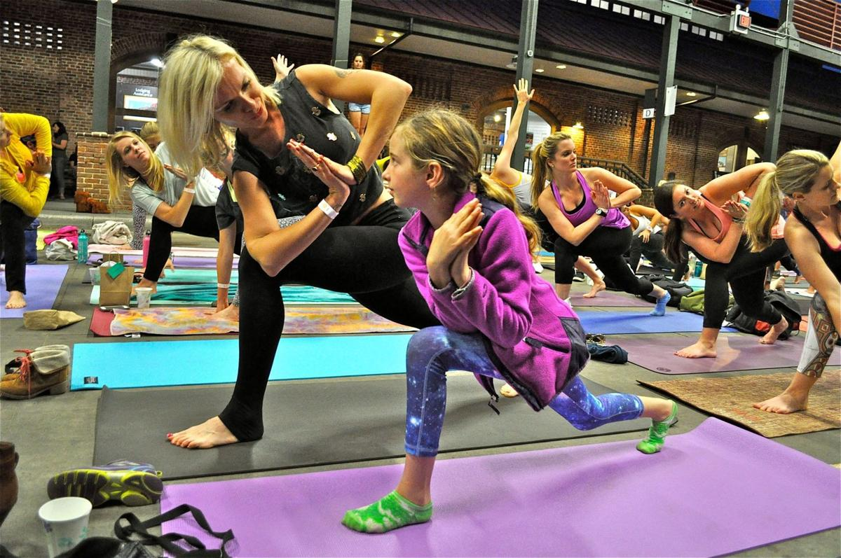 Yogapop No. 5 expands, heads outdoors this Saturday