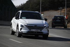 Olympics showcases Korean self-driving vehicles