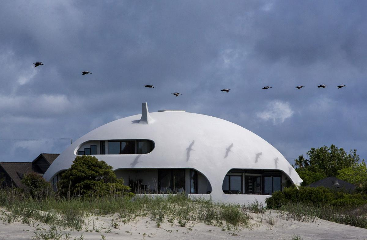 Is there such a thing as a hurricane-proof house? Sullivan Island