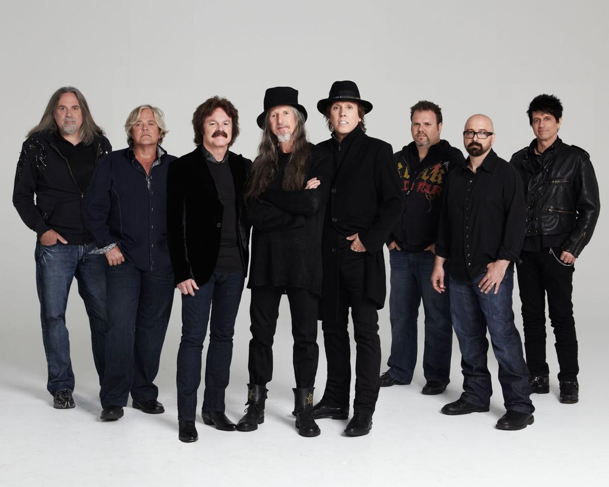 Doobie Brothers takin' it to the Dock Street