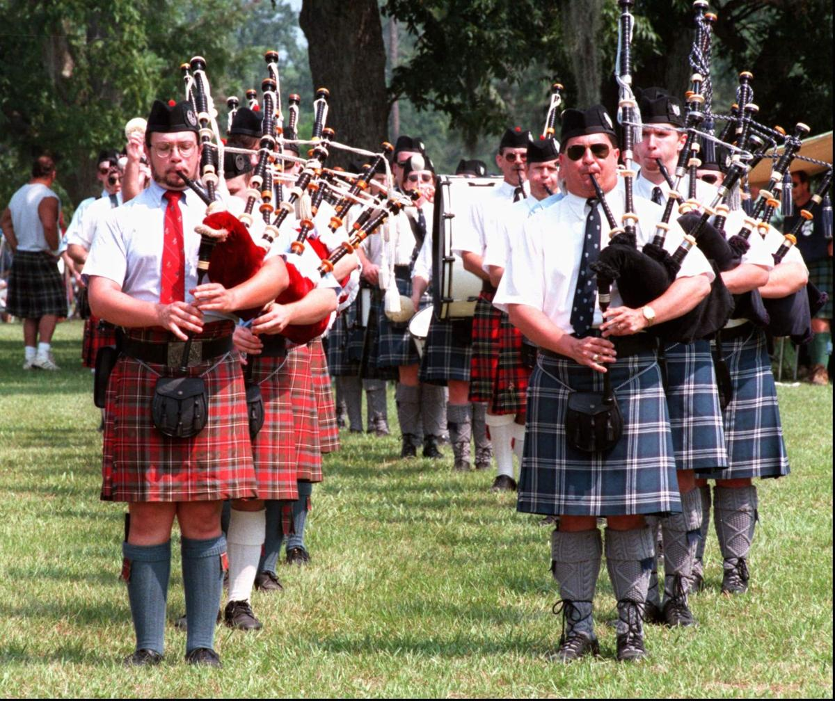 'Scotland for the Day' Scottish Games and Highland Gathering grows, evolves entering 42nd year Trivia goes to the Scots