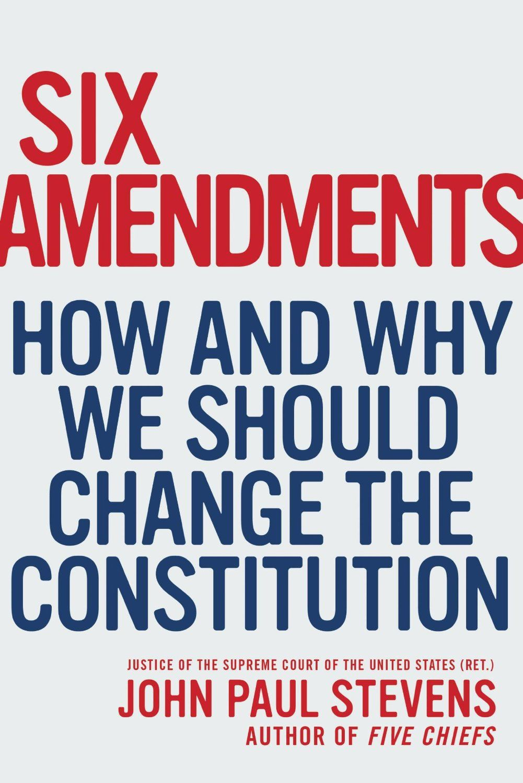'Six Amendments'