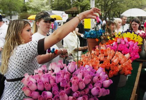 Flowertown Festival Saturday
