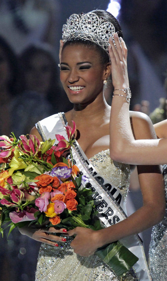 Miss Universe to tackle HIV