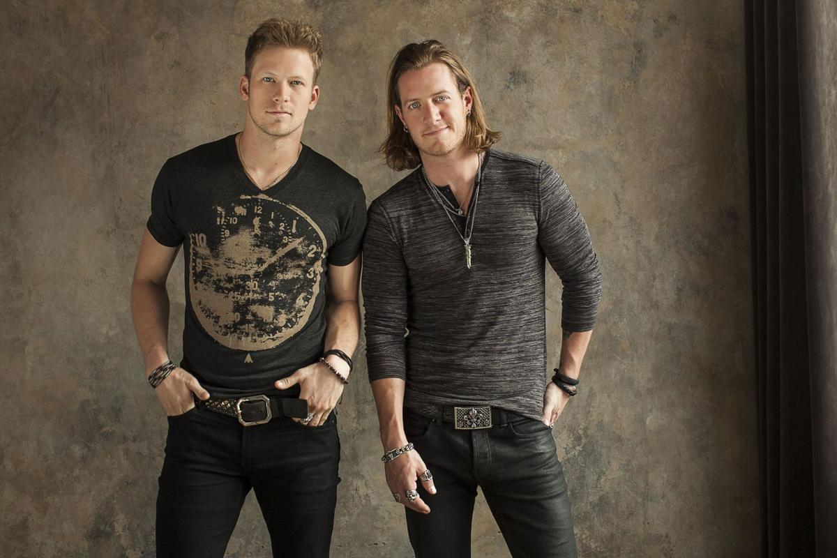 Country duo Florida Georgia Line to perform at Riley Park June 12