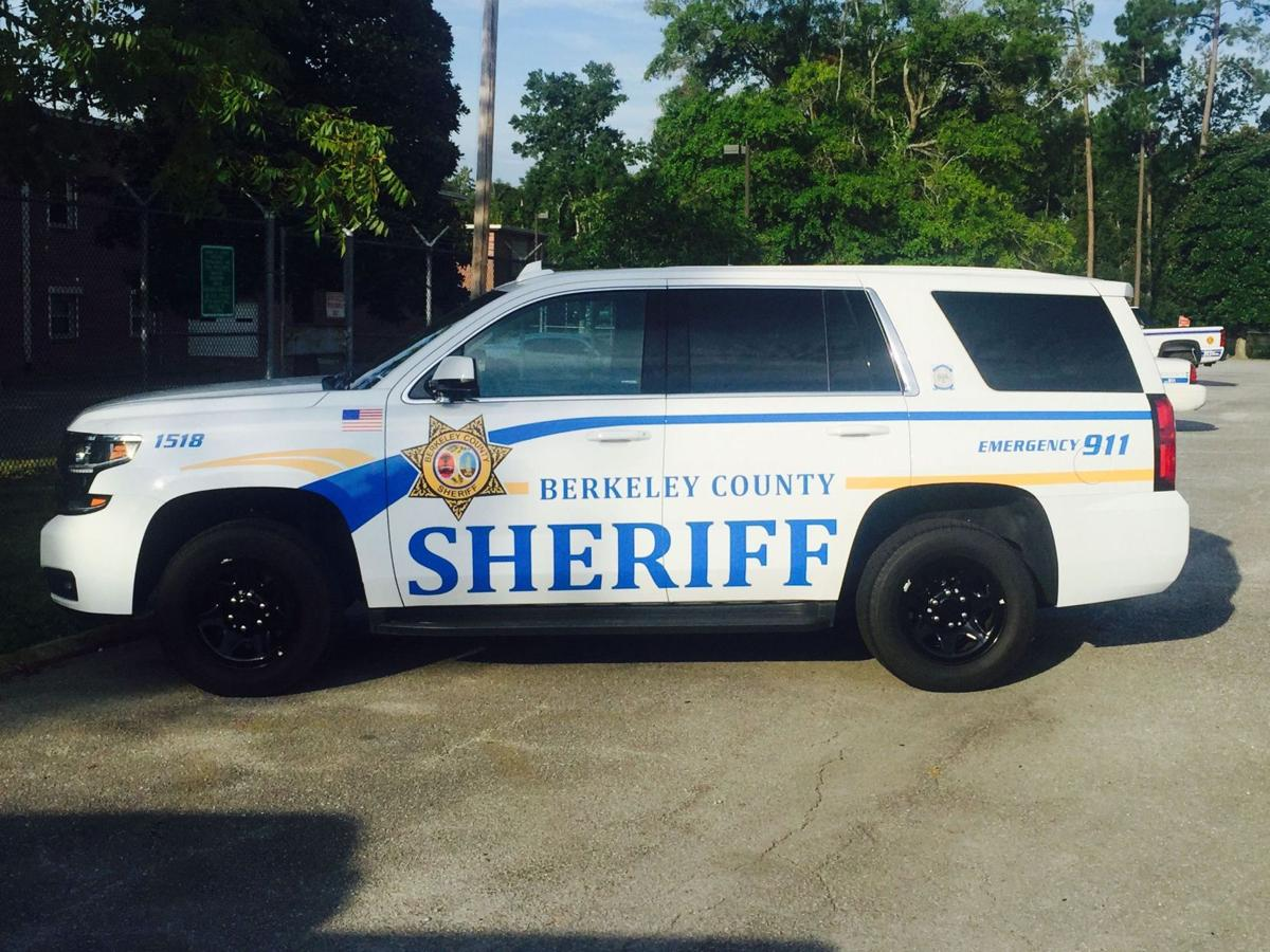 Drone donated to Berkeley Sheriff's Office