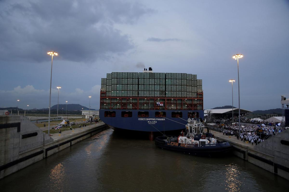 New locks at Panama Canal (copy)