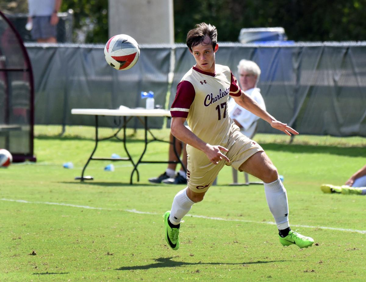 college of charleston men u0027s soccer looking for first ncaa