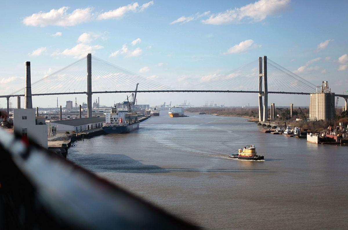 Savannah River can apparently handle new port