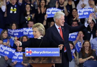 But is she honest? Caring? Clinton grapples with questions