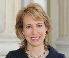 Giffords makes Time's 100 'most influential' list