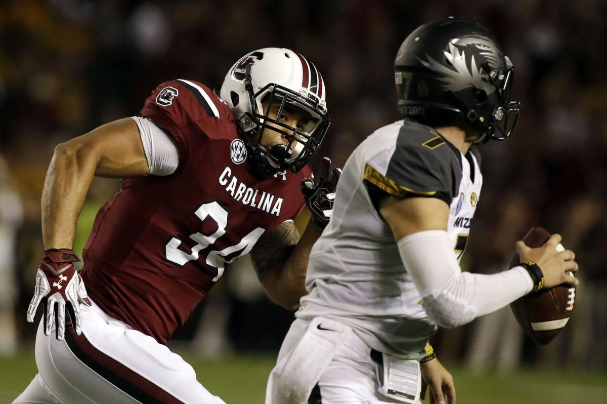 For Gamecocks, do football transfers equal addition by subtraction?