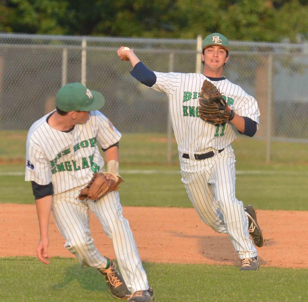 Bishops fall short of baseball title