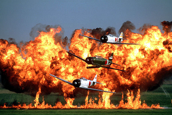 Air Expo 2011 to include Pearl Harbor attack re-enactment group