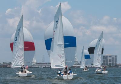 James Island Yacht Club Regatta
